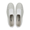 Girls Elastic Canvas Shoes