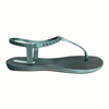 Fashion Shining PVC Women Sandal