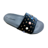 Ladies Fashion Sandal Multi-colored Beading