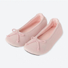 Cozy Fleece Indoor Ballerinas